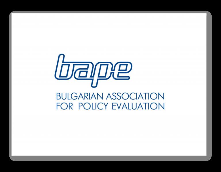 Bulgarian Association for Policy Evaluation, Bulgaria